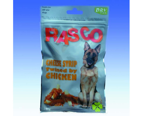 Rasco porkhide twined by chicken 80g